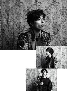 Gong Yoo - High Cut Magazine Vol.114