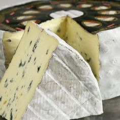 Cambozola Black Label (8 ounce) by igourmet - http://mygourmetgifts.com/cambozola-black-label-8-ounce-by-igourmet/