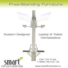 We have a wide selection of Free Standing Furniture to equip your Employees to work efficiently and keep organized. For more information, contact us Toll Free: 1-855-767-8118 www.smartofficefurniture.ca New Furniture, Office Furniture, Smart Office, Custom Design, Organization, Free, Getting Organized, Organisation, Business Furniture