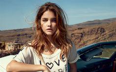 Download wallpapers Barbara Palvin, hungarian models, beauty, top-models, beautiful girls