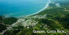 busy little beach town