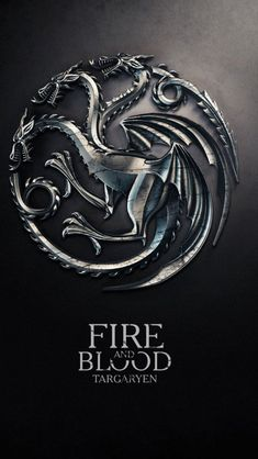 Game Of Thrones wallpaper ( Fire and Blood Targaryen )