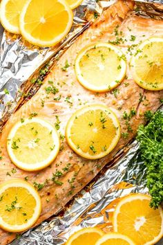 The Best Salmon Marinade. 15 Quick and Easy Marinades for Any Type of Meat #purewow #food #easy #recipe #meat #marinades #marinade #glaze #sauce #summerrecipes #grillingrecipes #salmonmarinade #salmonglaze
