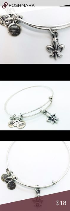 Alex and Ani French Royalty EWB RS New with no tags!!                                                        Pictures by me!! Alex & Ani Jewelry Bracelets