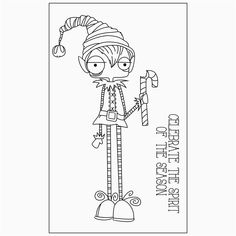 9x5.6 (2) Disney Coloring Pages, Free Printable Coloring Pages, Coloring Book Pages, Adult Coloring, Les Doodle, Doodle People, Scrapbook Images, Scrapbooking Photo, Christmas Characters