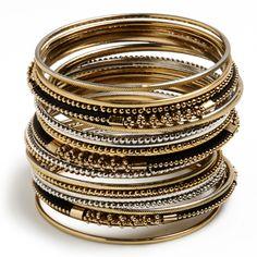Lots of bangles