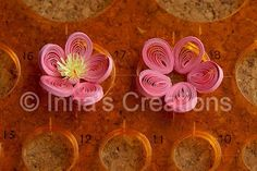 Quilling - Cherry Blossoms