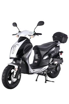 Miami 50 and others 50cc Premium Seat Cover Black for Small Gas Scooters Tao Tao VIP 50