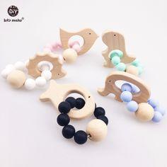 diyjewelry armband krankenpflege häkeln ball kinderkrankheiten hölzerne perlen