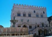 Perugia, The capital of Umbria.