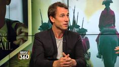"Actor Tobias Menzies on his role in the new STARZ series ""Outlander!"""
