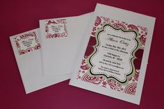 FREE BRIDAL SHOWER :: PRINTABLES PACKAGE