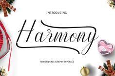 Harmony by Danti on @creativemarket