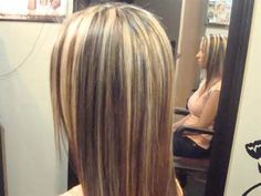 highlighted hair - - Yahoo Image Search Results