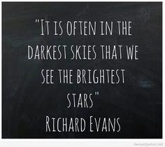 ... Richard Evans ....