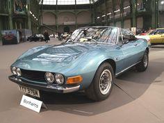 Fiat Dino 2400 spider 1971, estimate 100-180000 euro, sold at 96600 euro