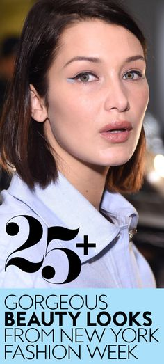 These are the hair and makeup looks you're going to be wearing next spring.