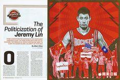 The Politicization of Jeremy Lin