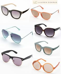 4ab2934714 LC Lauren Conrad Summer 2013 Collection at Kohl s Ray Ban Sunglasses Sale