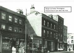 Stoke Newington Church Street 1953