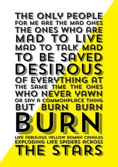 Jack Kerouac – The Mad Ones
