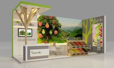 "Oporello exhibition stand "" food africa"" on behance exhibition booth design, exhibition stands, Jewellery Exhibition, Exhibition Stall, Exhibition Stand Design, Exhibition Display, Pos Design, Display Design, Retail Design, Autocad, Standing Signage"