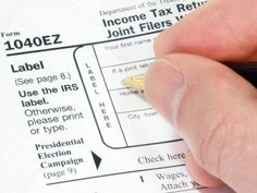 Fact 7.) The 1040EZ form is a less complex and easier to complete form of the 1040 and 1040A IRS tax forms.