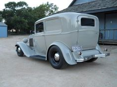 1932 Ford All steel Sedan Delivery 1932 Ford, Ford Classic Cars, Classic Trucks, Cool Trucks, Cool Cars, Vintage Cars, Antique Cars, 4x4, Ford Pickup Trucks