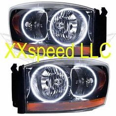 2006 Dodge Ram 2500 Headlights
