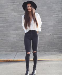 Outfit on point