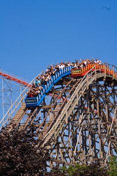 Cedar Point- the Gemini