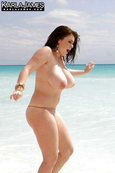 Nude Babe Leg Gap
