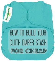 I don't think I am a cloth diapering expert, but I do have some tips for building your cloth diaper stash for cheap. Now, this may seem like a contradictory statement because let's face it: cloth diapers are expensive. If you're committed to cloth diapering, you will have to put up a big chunk of …