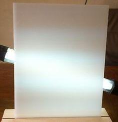 PLEXIGLAS® Acrylglas opal weiß 45% Lichdurchlässigkeit 3mm Zuschnitt kostenlos