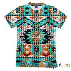 Мужская футболка 3D с полной запечаткой Свитер (вышивка) - интернет магазин WsemPoMayke.Ru http://wsempomayke.ru/product/manshortfull/1008988  Доставка по России курьером или почтой, оплата при получении. Мужская футболка 3D с полной запечаткой Свитер (вышивка) купить с доставкой, оплата при получении. Посмотреть размеры и цену > http://wsempomayke.ru/product/manshortfull/1008988