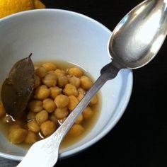 Ρεβίθια Σούπα στο Slow Cooker