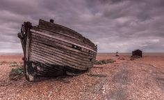 Dungeness National Nature Reserve, Kent, England | 21 Surreal Places In The UK To Add To Your Bucket List