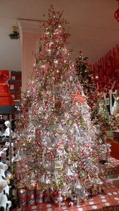 1000 images about tendencias para decorar tu arbol de - Como decorar un arbol de navidad ...