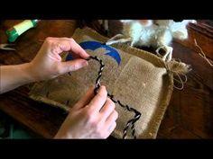 Sheep armature for needle felting - Sarafina Fiber Arts (Love her stuff! tutorials & her art)