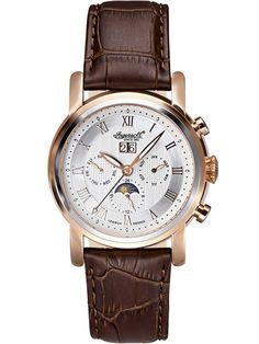 CEAS BARBATESC INGERSOLL IN1229RSL BOISE AUTOMATIC 44MM 5ATM Cod produs: mid-18747 Acum: 999,21 lei Pret Vechi*: 2.266,46 lei Ingersoll Watches, Automatic Watch, Calf Leather, Chronograph, Mineral, Calves, Watches For Men, Toms, Bangles