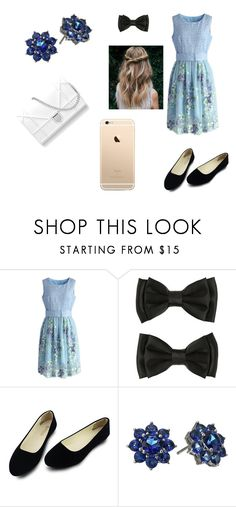 """""""Summer fashion"""" by emily-abella on Polyvore featuring Chicwish and Nina"""