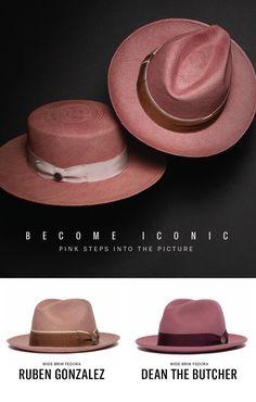 c8101817 704 Best Fedora hats images in 2019 | Sombreros, Fedora hats, Berets