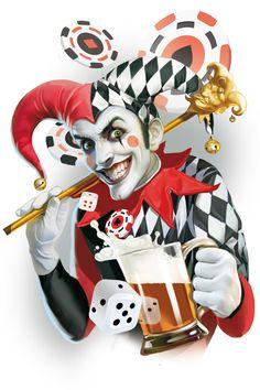 v slot printer slot v casino официальный сайт профиль v slot купить Jester Tattoo, Clown Tattoo, Joker Playing Card, Joker Card, Joker Clown, Creepy Clown, Pierrot Clown, Der Joker, Clown Paintings