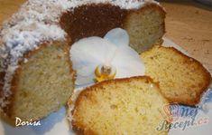 Czech Recipes, Ethnic Recipes, Czech Desserts, Cornbread, Banana Bread, Cake, Food, Basket, Author