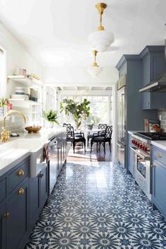 We're sharing all the dreamy kitchens that are making us want to remodel ours ASAP.
