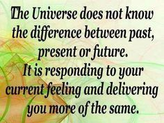 Universe... delivering more of the same