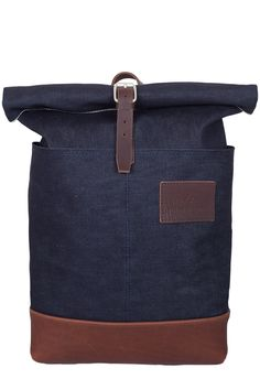Atelier de l Armée Backpack №632 (Dead stock 18oz selvage denim backpack! 1d6961129d96c
