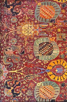 Wealth Of Kings: Masterpiece Persian Carpets