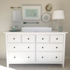 Thought I would share the start to my baby girl's room. I just loved the #ikea…