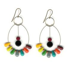 Tear Hoops now featured on Fab. this designer has some great jewelry love most of her items.